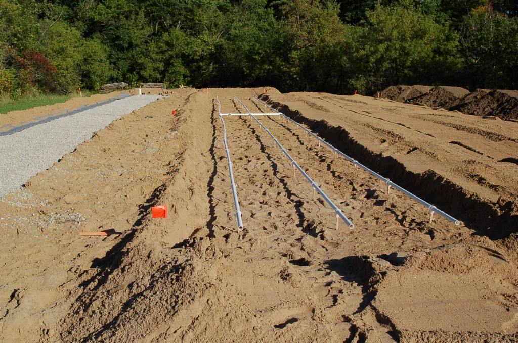 Soil testing blakeslee septic systems and soil testing for Soil as a system
